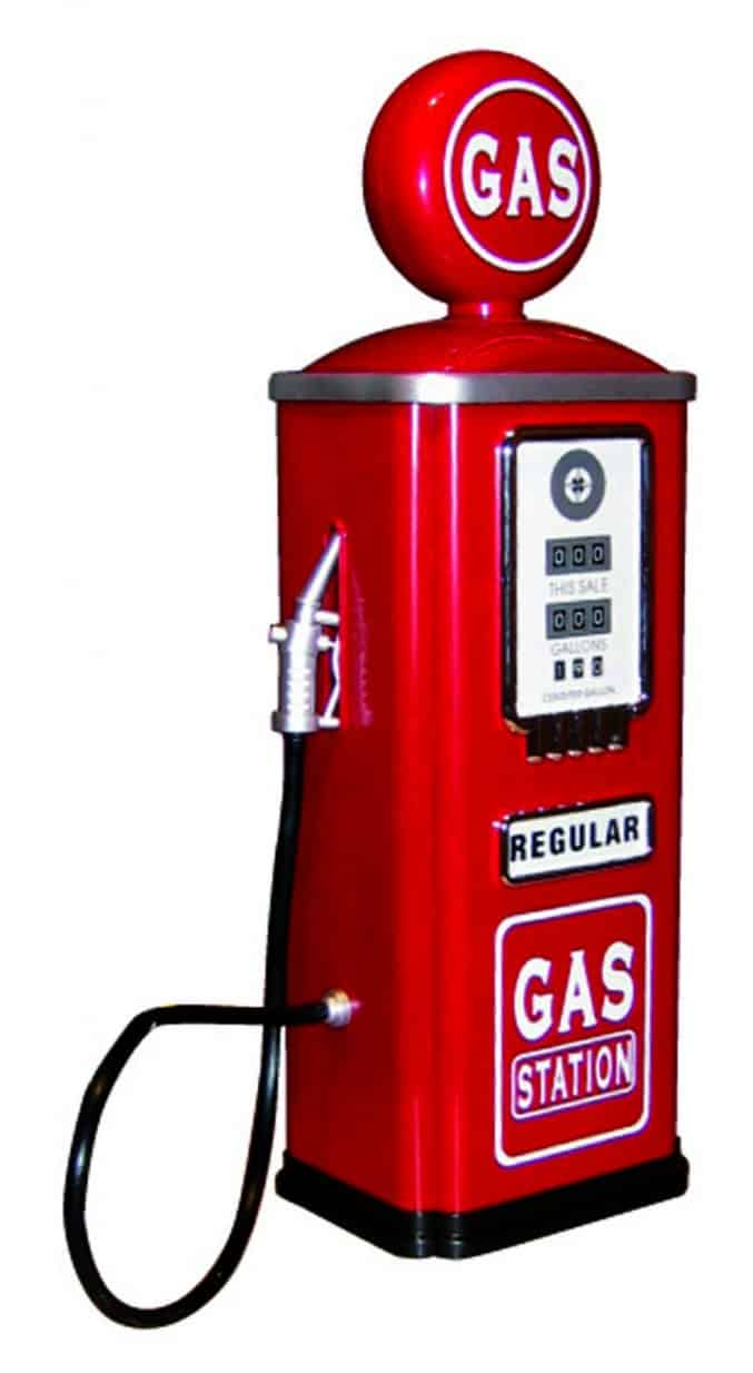 What If Stocks Were Sold at a Gas Pump?