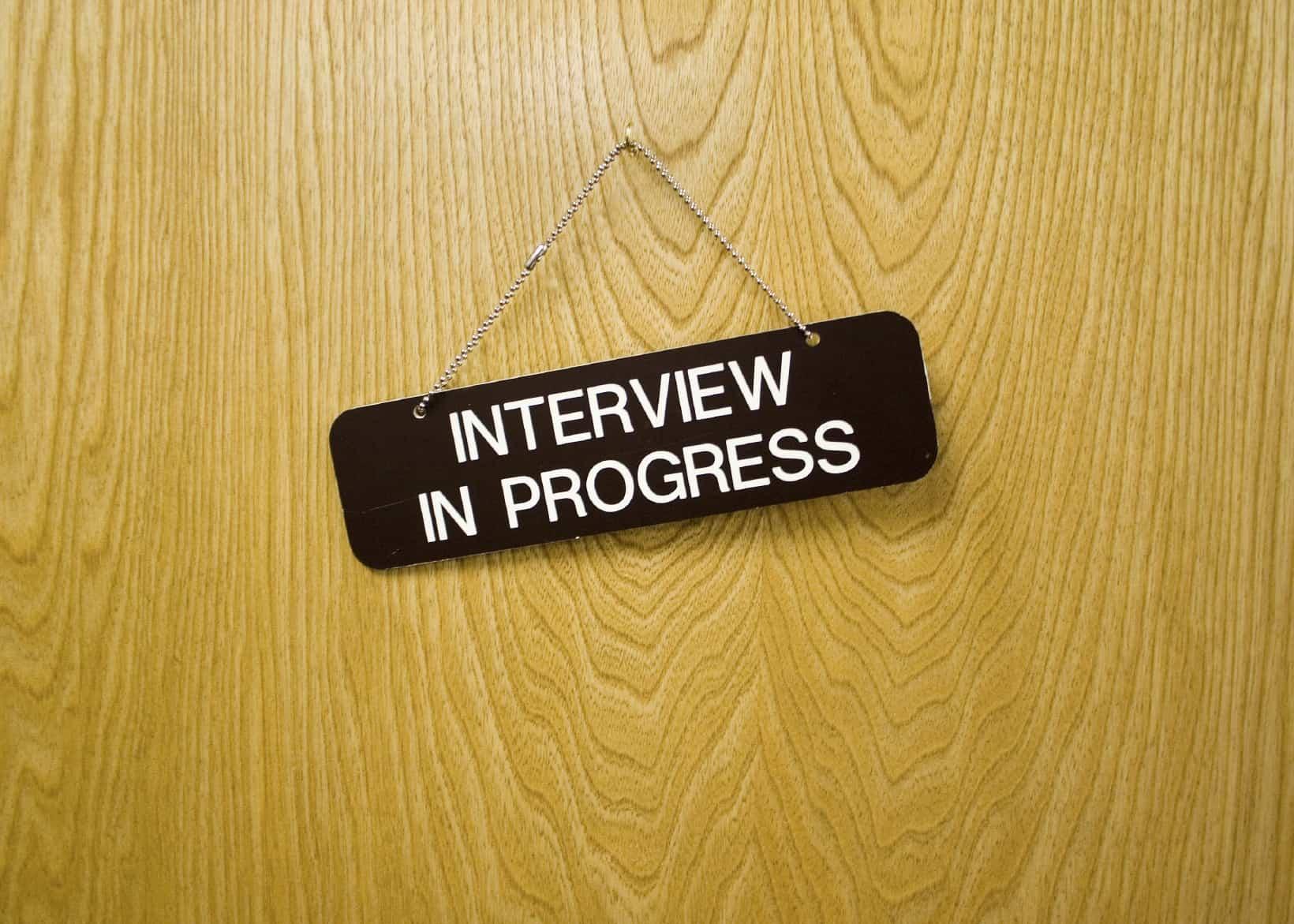 ace a job interview