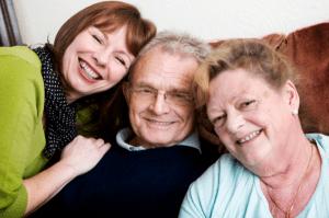 finances for aging parents