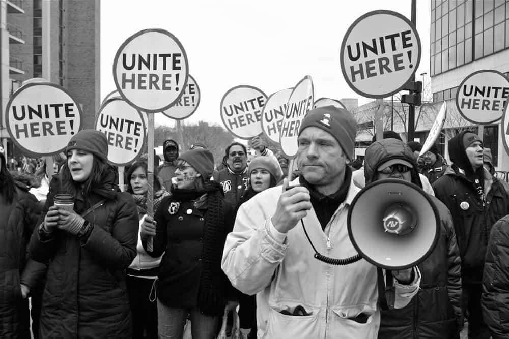Do Unions Still Have A Place In The U.S. Workforce?