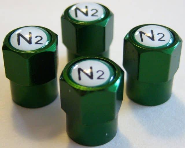 nitrogen in your tires