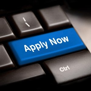 apply for a job online