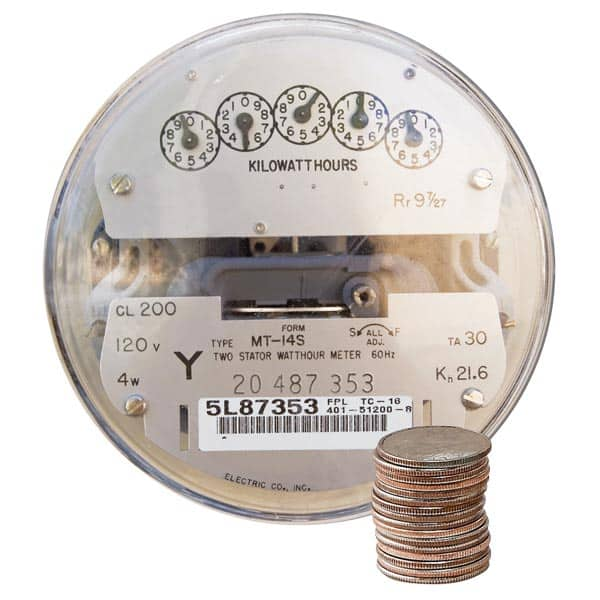 How To Save Hundreds Of Dollars A Year On Your Power Bill