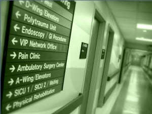 paying hospital bills