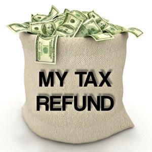 big tax refund