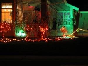 frugal halloween
