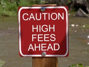 how to save money on fees