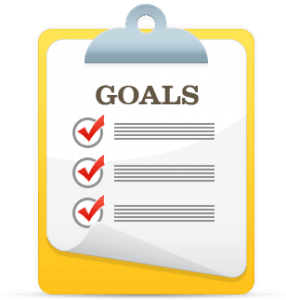 tracking your goals