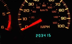 used car mileage