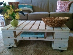 coffeetable pallet