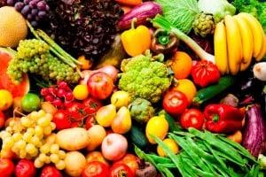 can't afford organic food