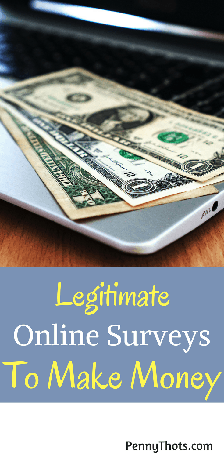 Make Money With Online Surveys. I've tried many online surveys to make money, but none were worth the effort. Then this post showed me tips to make money with online surveys and I now have a steady income stream. Thanks!!