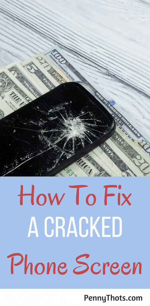 How To Fix A Cracked Phone Screen