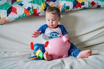 teaching kids good money habits
