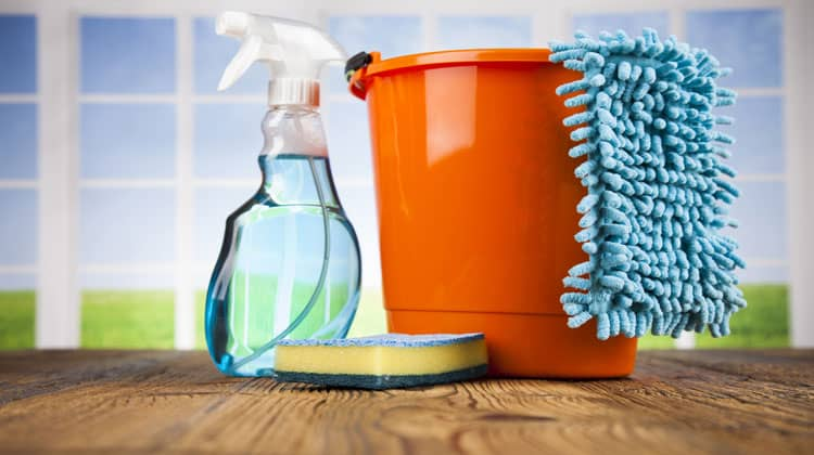 low cost cleaning product alternatives