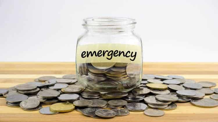 starting emergency fund