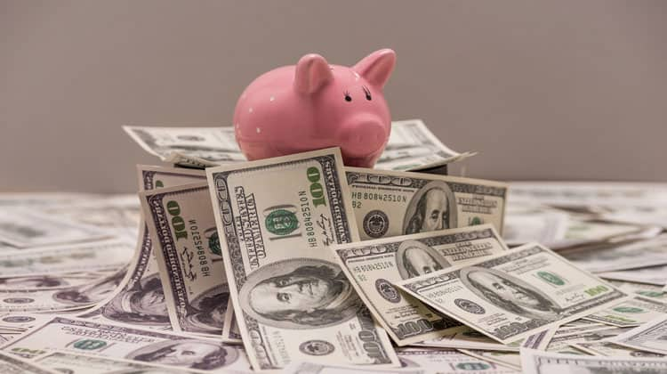 saving money in unusual ways piggy bank