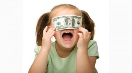 4 Simple Steps For Teaching Kids About Money