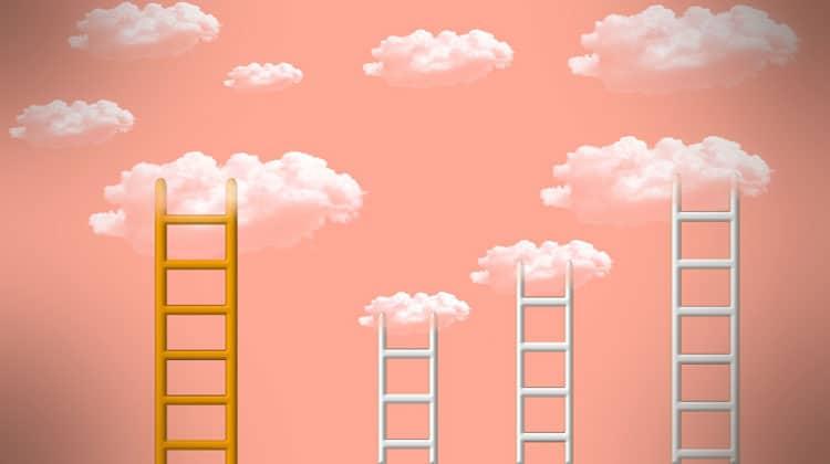 power of education on career ladder