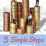 Creating A Financial Plan Pinterest Pin