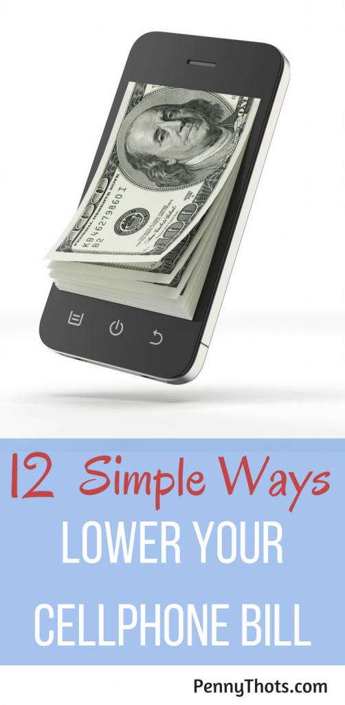 Simple Ways To Lower Your Cellphone Bill Today