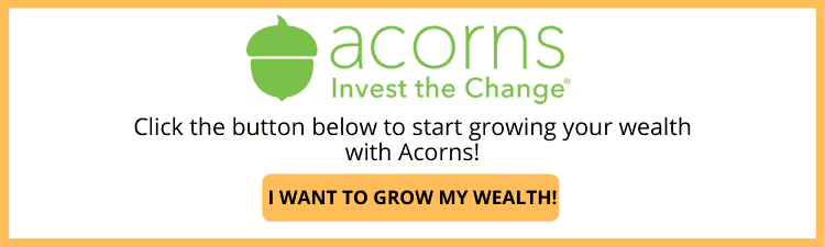 Acorns Button