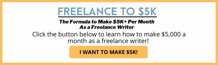 Freelance 5K Button