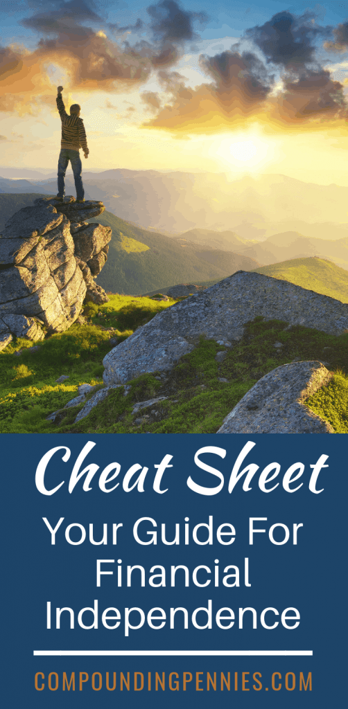 Your Cheat Sheet To Become Independently Wealthy 2