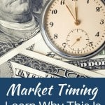 Why Market Timing Will Cost You Money