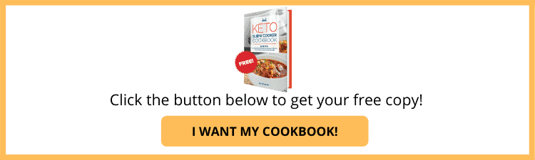 Keto Cookbook Button
