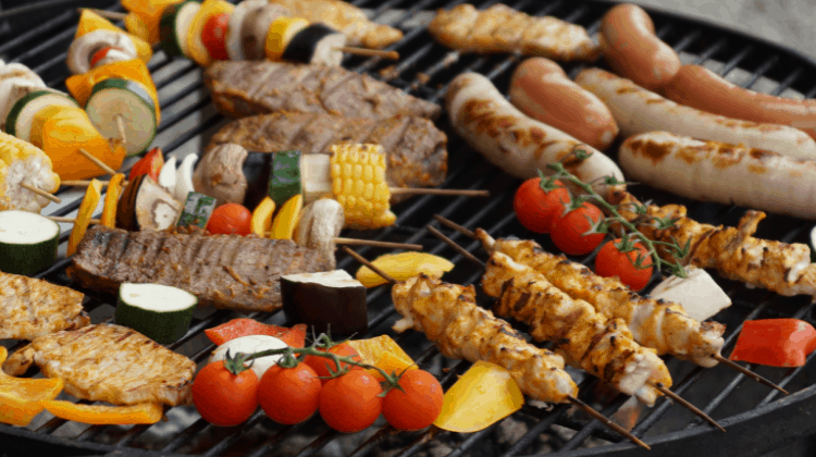 Grill Instead Of Cook