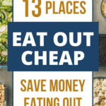 Eat Out For Cheap