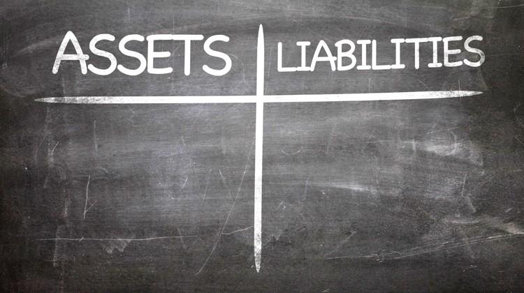 assets liabilities
