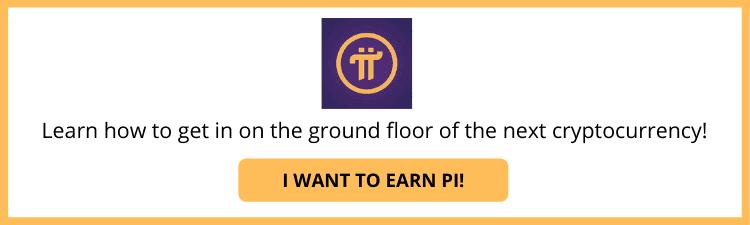 Pi Network Button