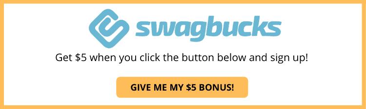 Swagbucks Button