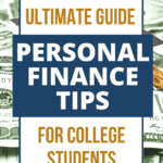 Personal Finance Tips College Students